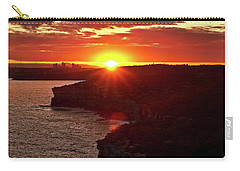 August Sunset From North Head Carry-all Pouch