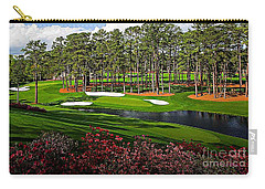 Augusta National Gc #16 Carry-all Pouch