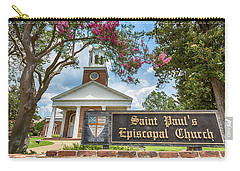Augusta - Saint Paul's Episcopal  Carry-all Pouch