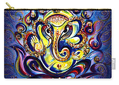 Aum Ganesha - Bliss Carry-all Pouch