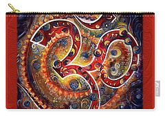 Aum - Vibrations Of Supreme Carry-all Pouch