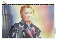 Aunt Carry A. Nation, Circa 1900 Carry-all Pouch