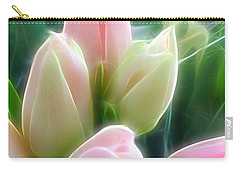 Aura Of Tulip Carry-all Pouch