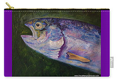 Aurons Rainbow Trout Carry-all Pouch