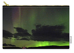 Aurora Activity Iceland Carry-all Pouch