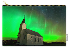 Aurora And Country Church Carry-all Pouch