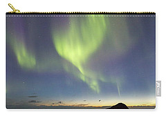 Aurora At Uttakleiv Carry-all Pouch
