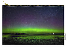 Carry-all Pouch featuring the photograph Aurora Australia by Odille Esmonde-Morgan