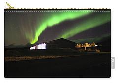 Aurora Borealis - 1 Carry-all Pouch