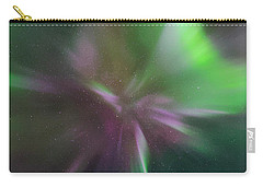 Aurora Borealis Corona Carry-all Pouch