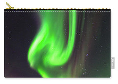 Aurora Burst Carry-all Pouch by Allen Biedrzycki