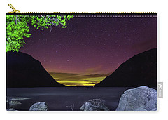Aurora Over Lake Willoughby Carry-all Pouch