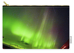 Aurora Southern Iceland Carry-all Pouch