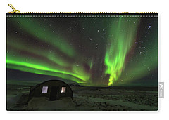 Aurora Storm Carry-all Pouch by Allen Biedrzycki