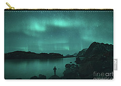 The Dancing Lights Carry-all Pouch