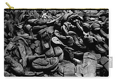 Auschwitz-birkenau Shoes Carry-all Pouch