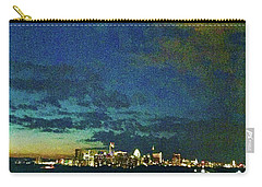 Austin At Dusk Carry-all Pouch