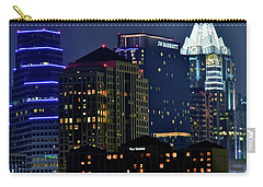 Austin Blown Up Large Carry-all Pouch