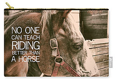 Austin Quote Carry-all Pouch