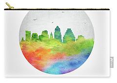 Austin Skyline Ustxau20 Carry-all Pouch
