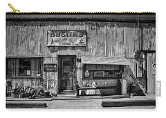 Austin's Garage Carry-all Pouch by Hugh Smith