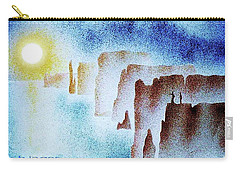 Australia Carry-all Pouch by Hartmut Jager