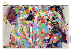 Australian Bulldog  Carry-all Pouch