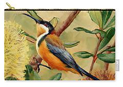 Australian Eastern Spinebill  Carry-all Pouch