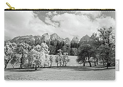 Carry-all Pouch featuring the photograph Austrian Landscape by Brooke T Ryan