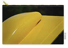 Carry-all Pouch featuring the photograph Auto Artsy by John Schneider