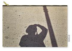 Autoportrait D'ombre Carry-all Pouch