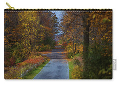 Autumn Wanderings Carry-all Pouch