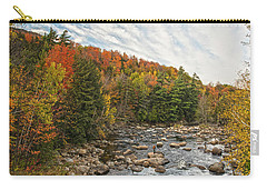 Autumn Adirondack Angling Carry-all Pouch