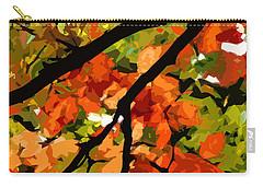 Autumn Ablaze Carry-all Pouch