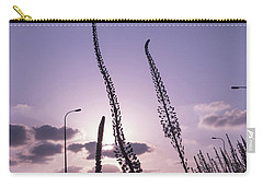 Autumn Alarm 03 Carry-all Pouch by Arik Baltinester