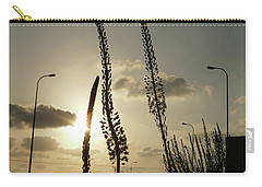 Autumn Alarm 05 Carry-all Pouch by Arik Baltinester