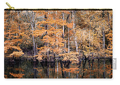 Autumn Along The Waccamaw Carry-all Pouch
