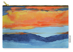 Autumn Alpenglow Carry-all Pouch