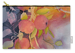 Autumn Apples Full Painting Carry-all Pouch