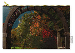 Autumn Archway Carry-all Pouch