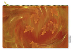 Autumn Art - Autumn Rhapsody By Rgiada Carry-all Pouch