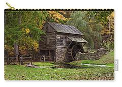 Autumn At Cuttalossa Farm II Carry-all Pouch