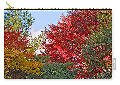 Autumn At F D R Carry-all Pouch