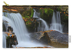 Autumn At Jackson Falls Carry-all Pouch