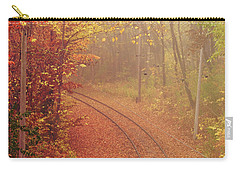 Autumn At Lake Harriet  Carry-all Pouch
