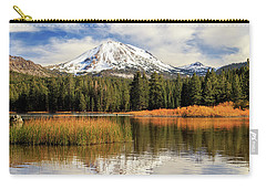 Autumn At Mount Lassen Carry-all Pouch by James Eddy