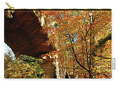 Autumn At Natural Bridge State Resort Carry-all Pouch