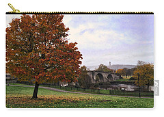 Autumn At Stirling Bridge Carry-all Pouch