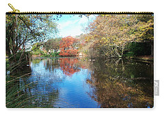 Autumn At The Park Carry-all Pouch