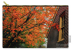 Autumn At The Window Carry-all Pouch